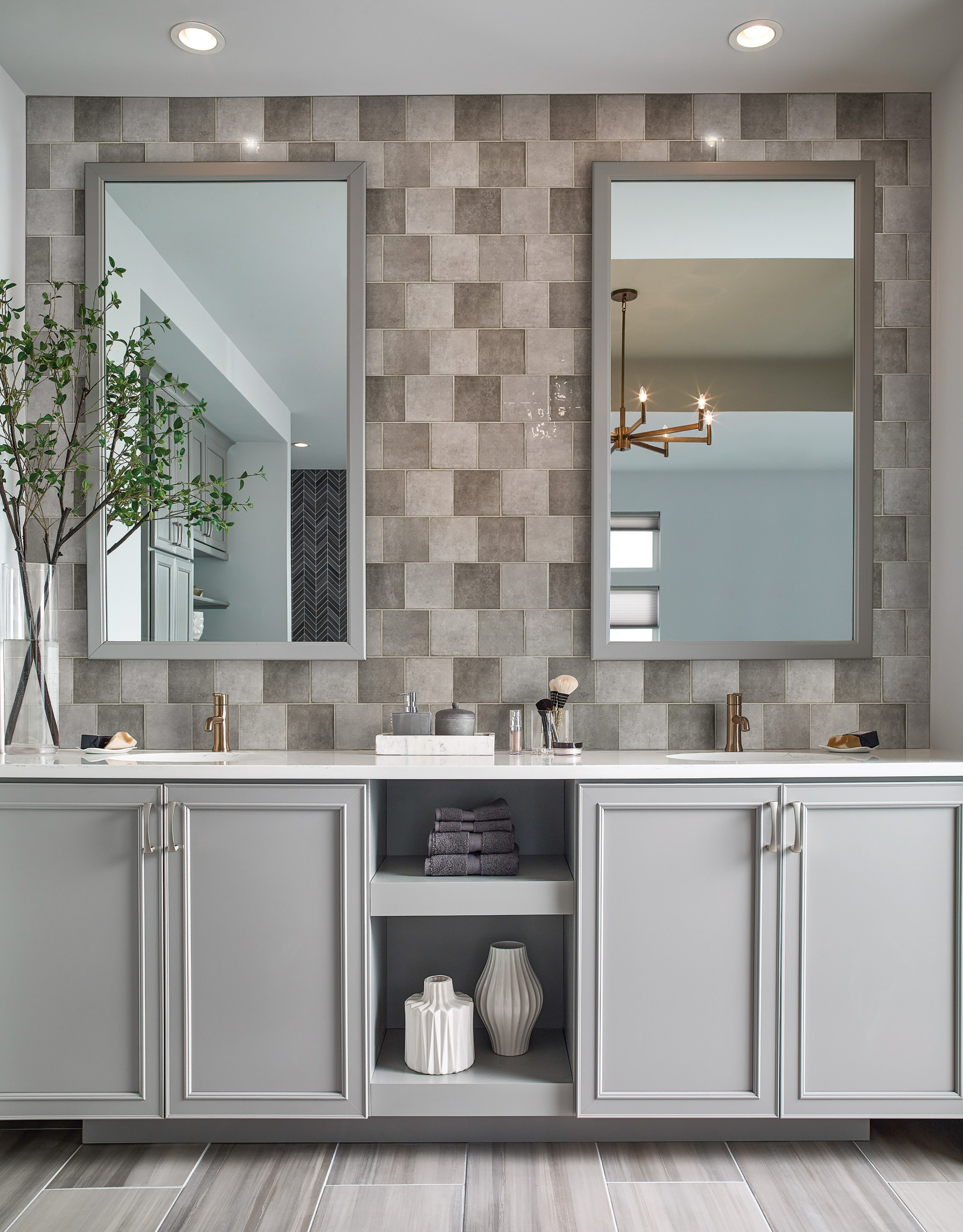 2 Renzo Ceramic Wall Collection Storm 5x5 Msi Surfaces