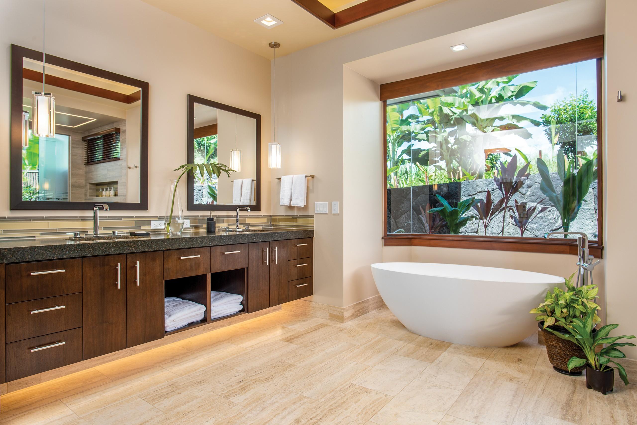 6 Trans Pacific Design Master Bathroom Pc James Lear