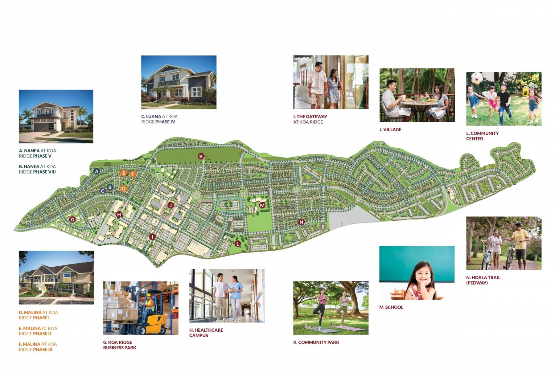 8 09 21 Hhr Feature Castle Cooke Koa Ridge Map 2