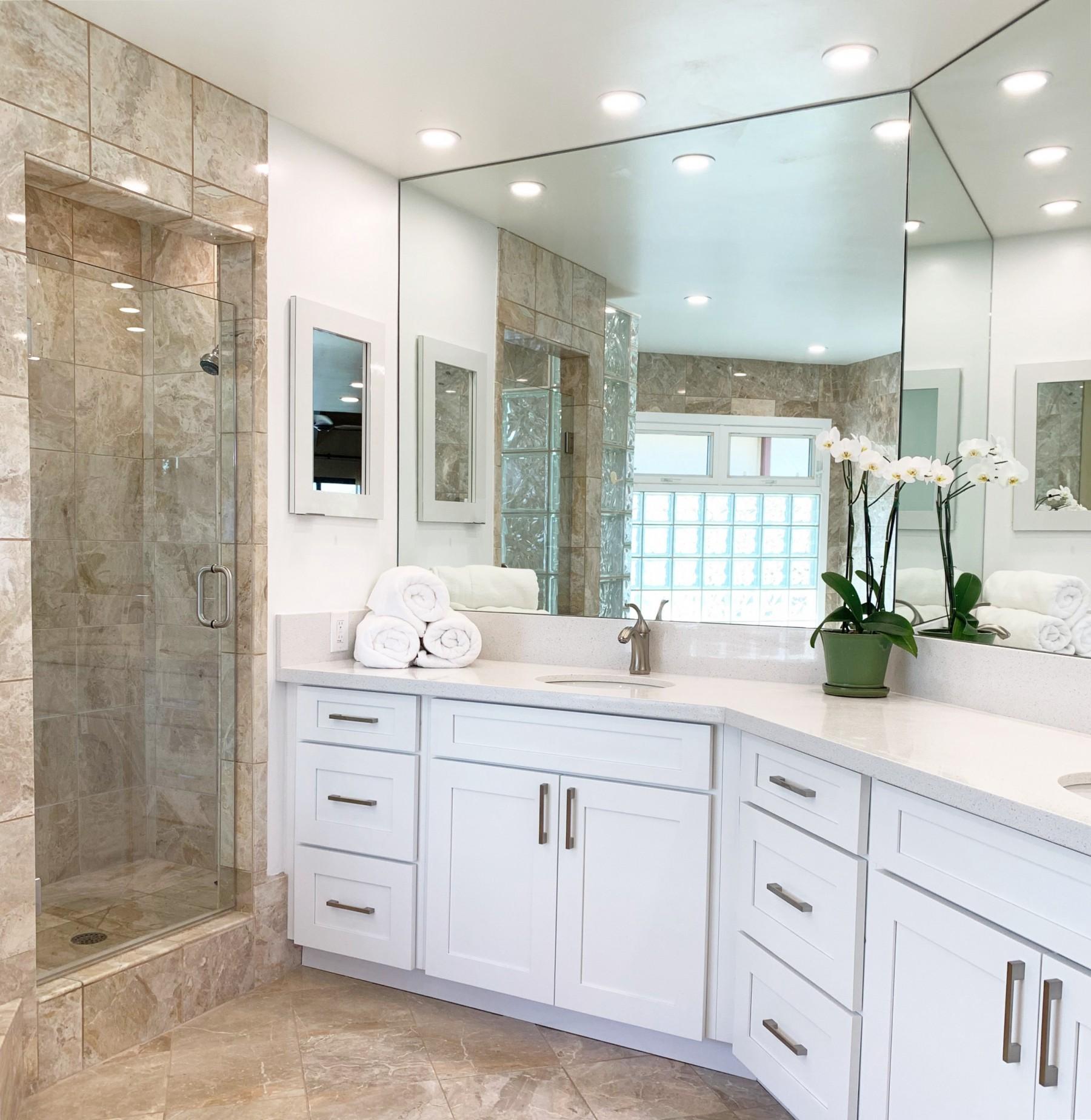 Guru Shower Mirror